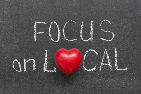 marketing a local business online