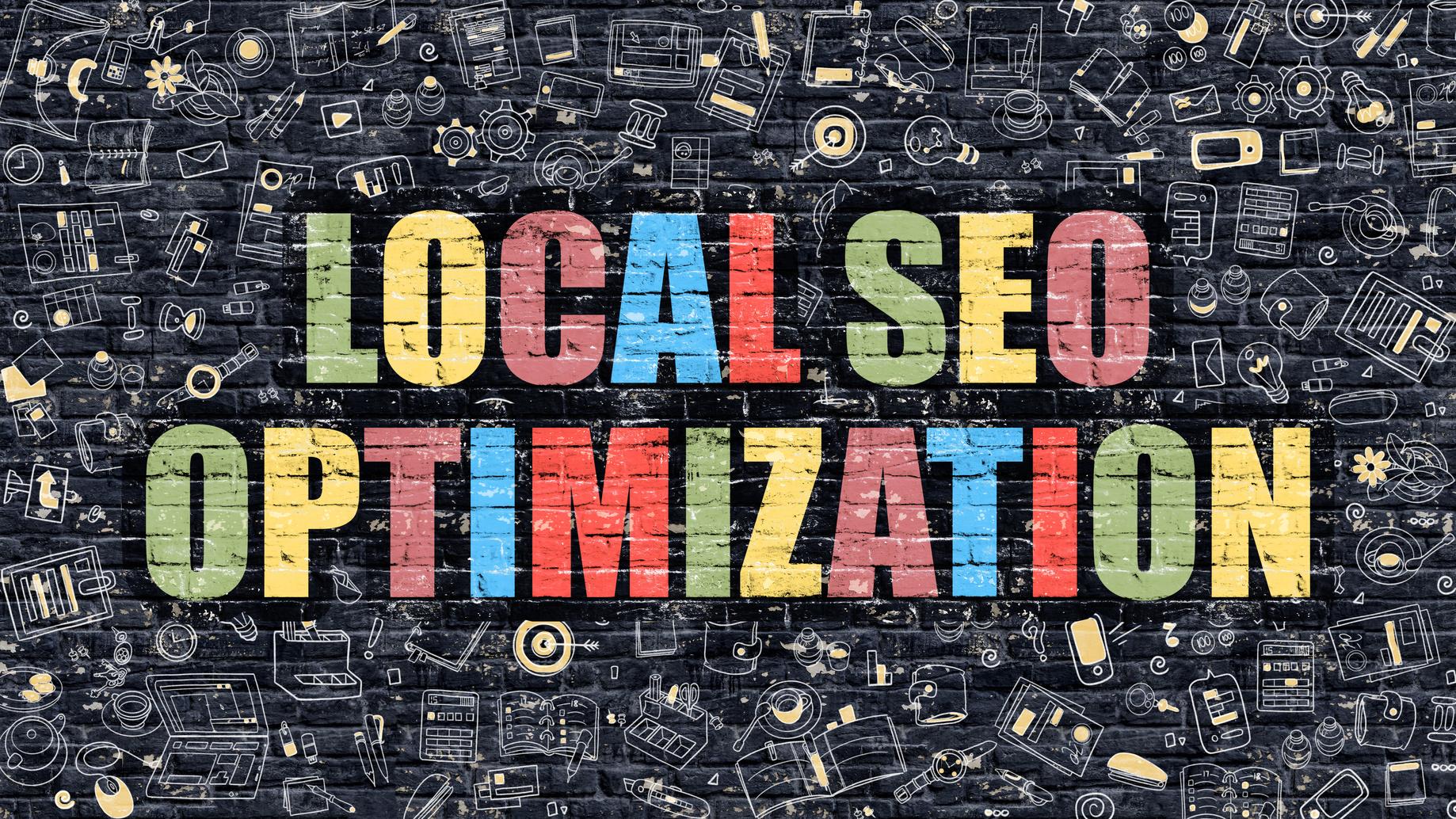 Local SEO - Search Engine Optimization